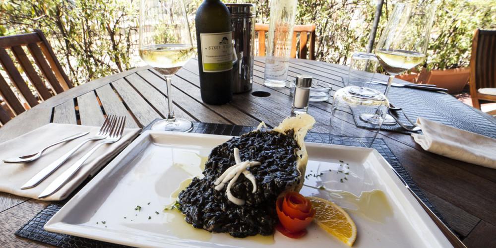 ristorante il granduca - riso nero